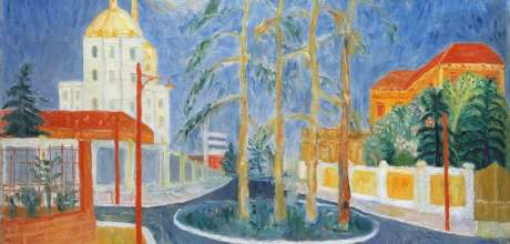 Saturday Gallery Talks: Expressionism In The Twilight Years Of Italian Fascism