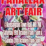 Parallax Art Fair 27th Edition In October 2019