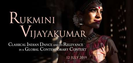 Classical Indian Dance And Its Relevance In A Global Contemporary Context: Rukmini Vijayakumar In Conversation With Vena Ramphal