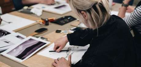 Third Thursday: Drawing With Charcoal