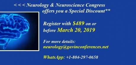 Global Congress On Neurology & Neuroscience
