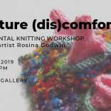 Late-night Opening & Experimental Knitting Workshop