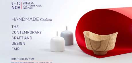 Handmade Chelsea: The Contemporary Craft And Design Fair