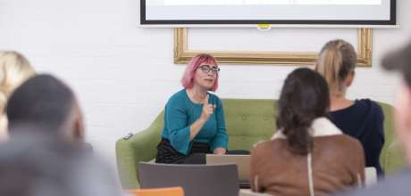 Bow Skills Talk: Creating And Expanding Your Networks, With Creative Access