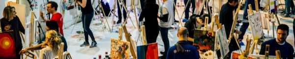 Paint Jam Night: Bauhaus