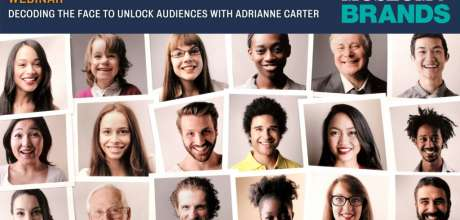 Webinar – Decoding The Face To Unlock Audiences With Adrianne Carter