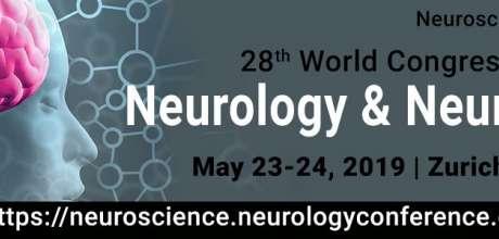 28th World Congress On Neurology & Neuroscience 2019