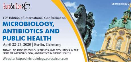 12th Edition Of International Conference On Microbiology, Antibiotics And Public Health