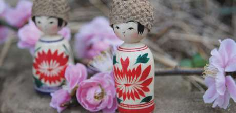 【private View】kokeshi, From Tohoku With Love