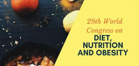29th World Congress On Diet, Nutrition And Obesity