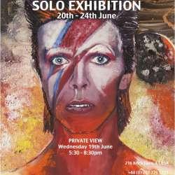 Alexander Dakers Solo Exhibition