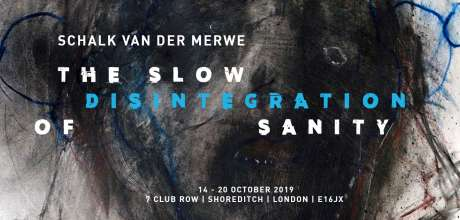 Schalk Van Der Merwe - The Slow Disintegration Of Sanity