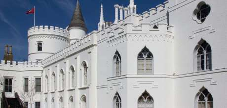Lost Treasures Of Strawberry Hill: Masterpieces From Horace Walpole's Collection