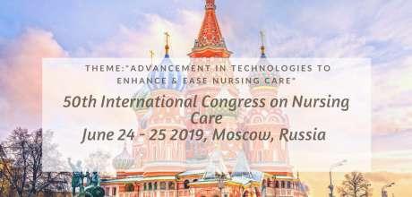 Nursing Care 2019 | Nursing Conferences