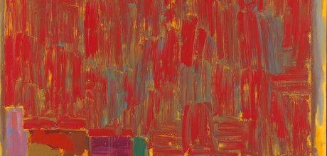John Hoyland at Tate Britain as part of the Spotlight series